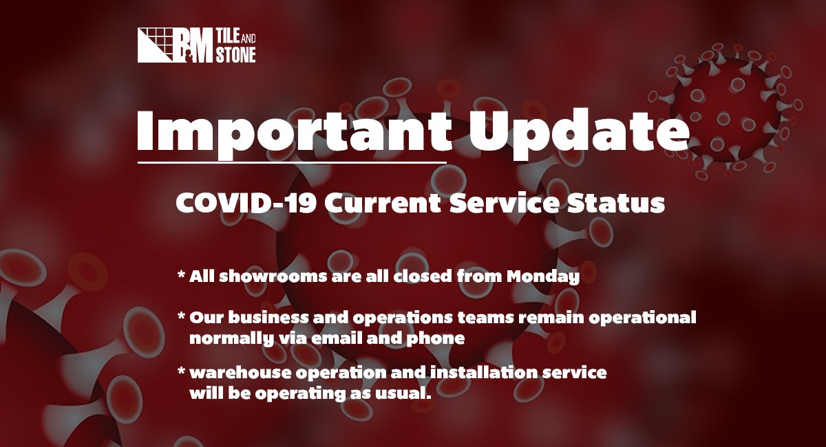 COVID-19 Important Update