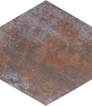 METALLIC IRON HEXAGON 300X260